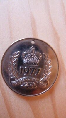 1977 The Queens Silver Jubillee Coin