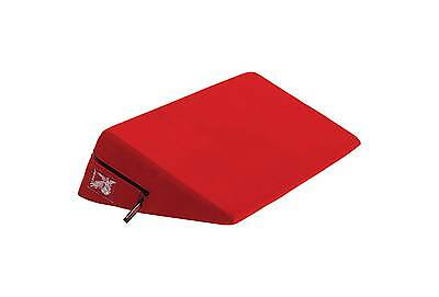 Liberator Wedge Intimate Positioning Pillow - Red Microfiber