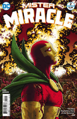 Dc Mister Miracle #2 1St Print