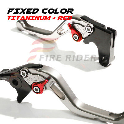 For Yamaha TMAX 530 12 13 14 STR CNC GP Short Front Rear Brake Levers Set