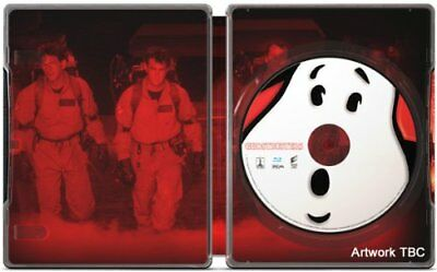 Ghostbusters -- Steelbook (Blu-ray + UV Copy) [1984] [Region Free] [DVD]