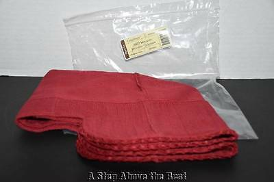 Longaberger 2007 Holiday Host Goodies Liner in Paprika #23537283 New