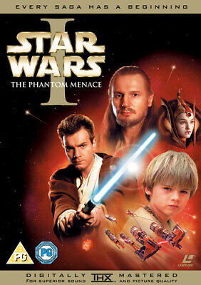 Star Wars Episode I - The Phantom Menace DVD (2005) Liam Neeson