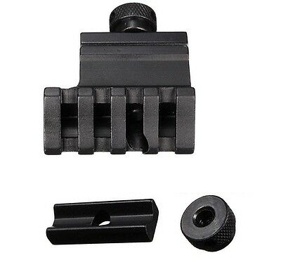 20mm Tactical 45 Degree Angle Offset Weaver Rail Mount Picatinny Release Tool