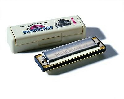 Hohner Big River Harp MS Harmonica - C
