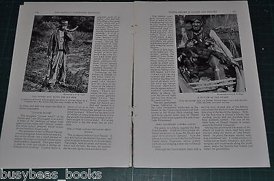 1932 magazine article, DISMAL SWAMP IN LEGEND AND HISTORY