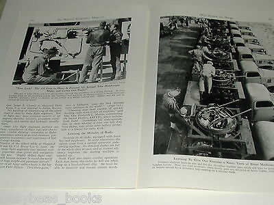 1943 magazine article, US Army Air Forces Technical Training Command