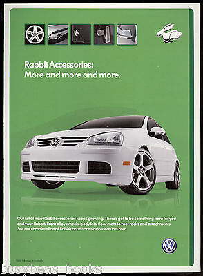 2006 VOLKSWAGEN RABBIT advertisement, VW Rabbit coupe