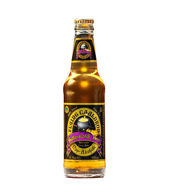 2 x Flying Cauldron ButterScotch Beer 355ml Non-Alcoholic HarryPotter ButterBeer