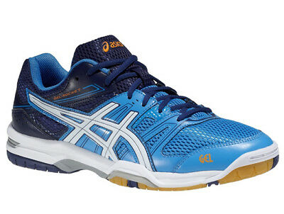 Asics Gel Rocket 7 B405N-4101 Men's For Volleyball & Other Hall Sports New!!!