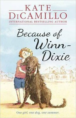 Because of Winn-Dixie, New, DiCamillo, Kate Book