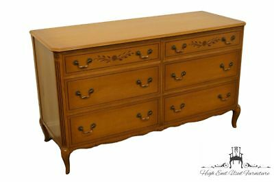 RWAY / NORTHERN FURNITURE French Provincial 60″ Dresser