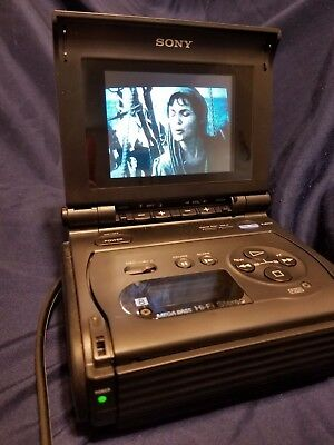 Sony Video Walkman GV-S50 Hi8 and 8mm Portable Video Player/Recorder