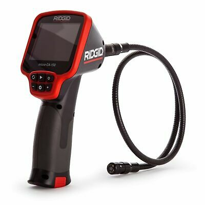"RIDGID Micro CA-150 (36848) Inspection Camera with 3.5"" Color Display"
