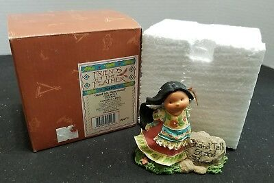 Enesco Friends of the Feather 2001 Stand Tall Stand Proud Figurine