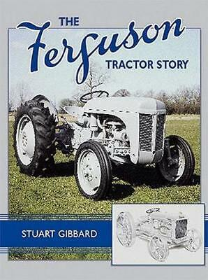 NEW The Ferguson Tractor Story By Stuart Gibbard Hardcover Free Shipping