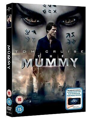 The Mummy (with Digital Download) [DVD]