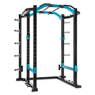 Capital Sports Amazor P Rack Monkey Bar Safety Spotter J-Cups