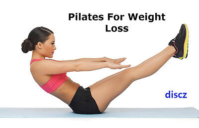 Pilates For Weight Loss Dvd - Basic Beginners Workout Keep Fit Exercises Fitness