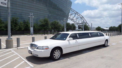 "2006 Lincoln Town Car Dabryan 120"" 5th Door Private Limousine ""ILS Certified"" Private  Limousine Used Limousines Stretch Limousine Cars  Limos"