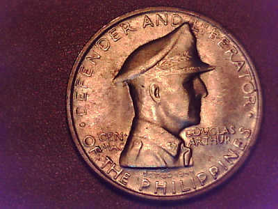 1947 S One Peso Philippines - Ch Bu - Nice!! - Low Buy It Now