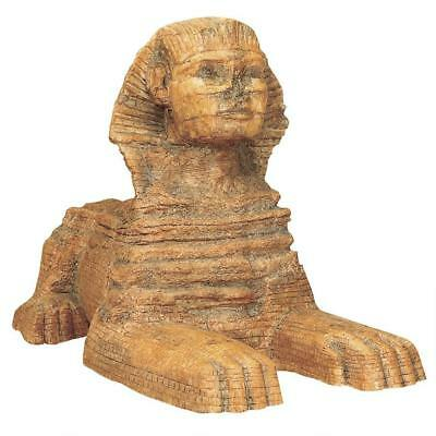 Egyptian Sphinx Lion Body Human Head Wonder of the Ancient World Sculpture