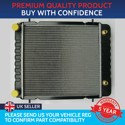 Brand New Radiator Land Rover Defender / Discovery 1 2.5 200 Tdi / 300 Tdi