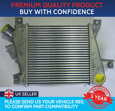 Brand New Intercooler Nissan X-Trail T30 2.2 Dci 2003 To 2005