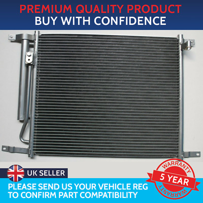 Brand New Condenser (Air Con Radiator) Chevrolet Aveo Petrol / Lpg 2008 On