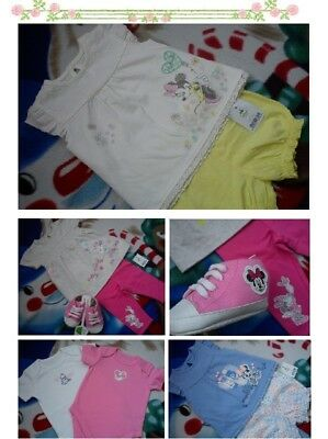39x MINNIE BABMI NEW BUNDLE OUTFITS BABY GIRL 0/3 M 3/6 M+ PHOTOS IN DESCRIP NB