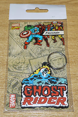 Ghost Rider Keychain / Keyring - ZBOX Exclusive - Marvel Comics NEW & SEALED