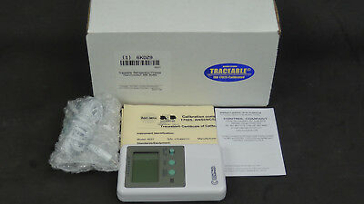 Traceable Refrigerator Freezer Alarm Thermometer Digital Memory Monitoring
