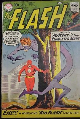 The Flash #112 VG/FN
