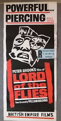 Lord of the Flies - Original Daybill