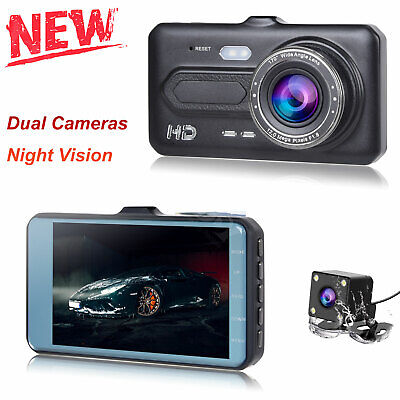 XGODY Full HD 1080P 3'' Vehicle Car DVR Dashboard Camera Dash Cam Video Recorder