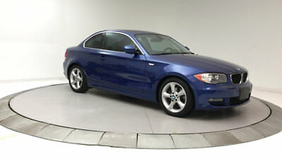 2011 BMW 1-Series 128i 128i 1 Series 2 dr Coupe Gasoline 3.0L STRAIGHT 6 Cyl Montego Blue Metallic