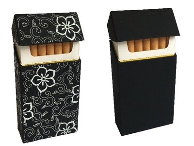 Superking Size Silicone Cigarette Case - Ciggie Sleeves - 2 Colours Available