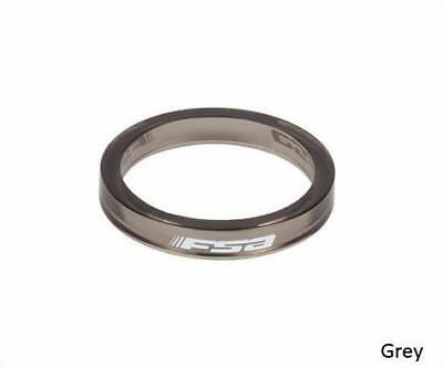 Fsa Polycarbonate Headset Spacers (White 5Mm)