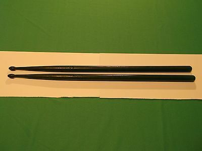 """PETERS  """"Strobe"""" Drumsticks Solid PLASTIC 7A Circa late 70's  Very RARE"""