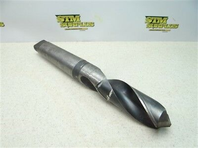 """Heavy Duty Hss 5Mt Taper Shank Drill 1-3/4"""" Cle-Forge"""