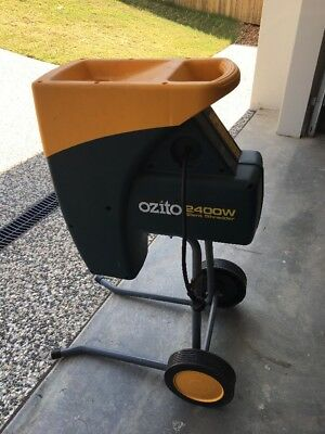 Ozito Garden Shredder