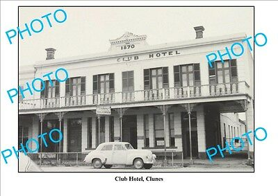 Large Photo Of Old Club Hotel, Clunes, Victoria