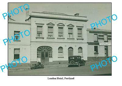 Large Photo Of Old London Hotel, Portland Victoria