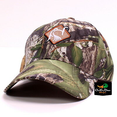 Drake Waterfowl Ol Tom Technical Turkey Gear Duralite Logo Hat Obsession  Camo 77020ee334a0