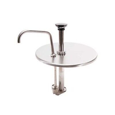 Server #83220 CP8-1/2 Condiment Pump, stainless steel, NSF, FMP 217-1081