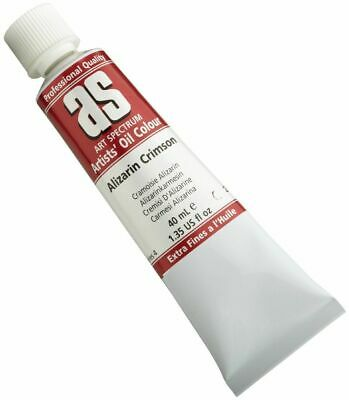 Art Spectrum Oil 40ML Series 4 - Alizarin Crimson