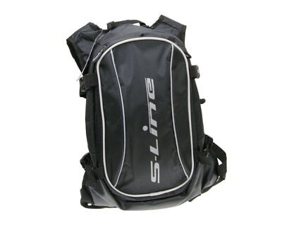 Backpack motorcycle S-Line Pilote 17Liter black