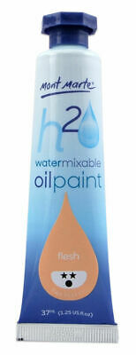 Mont Marte H2O Water Mixable Oil Paint 37ml - Flesh