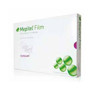 Mepitel Flexible Transparent Film Dressing 10.5cm x 12cm