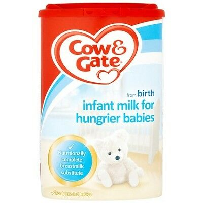 Cow & Gate Milk Hungrier Babies Powder